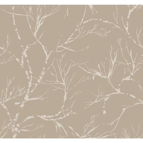 York Wallcoverings SD3773 Ronald Redding Designs Masterworks White Pine Wallpaper