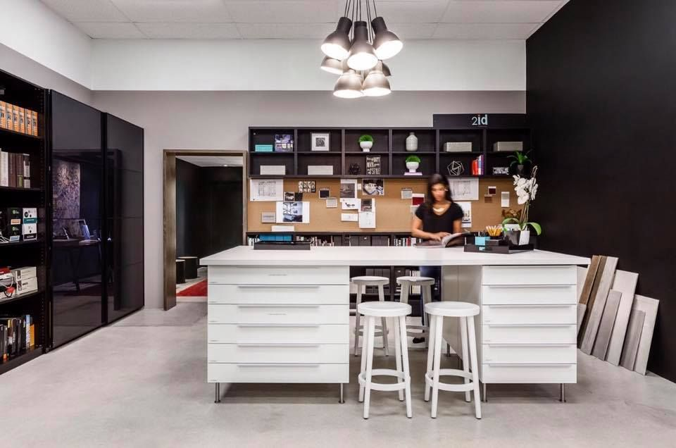 How Interior Designers Organize Samples Materials Ivy Ikea Pax And Ikea Kitchen Island For S Ikea Kitchen Design Office Interior Design Home Office Design