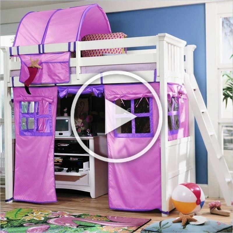 Cute Ikea bunk bed tent Bunk Bed Tent in 2020 Loft bed