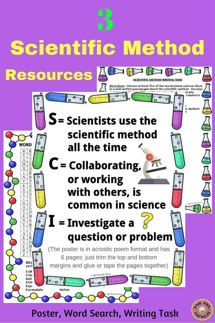 Scientific Method Essays (Examples)