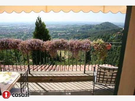 Bergamo citta alta san vigilio san sebastiano - Esposizione solare casa ...