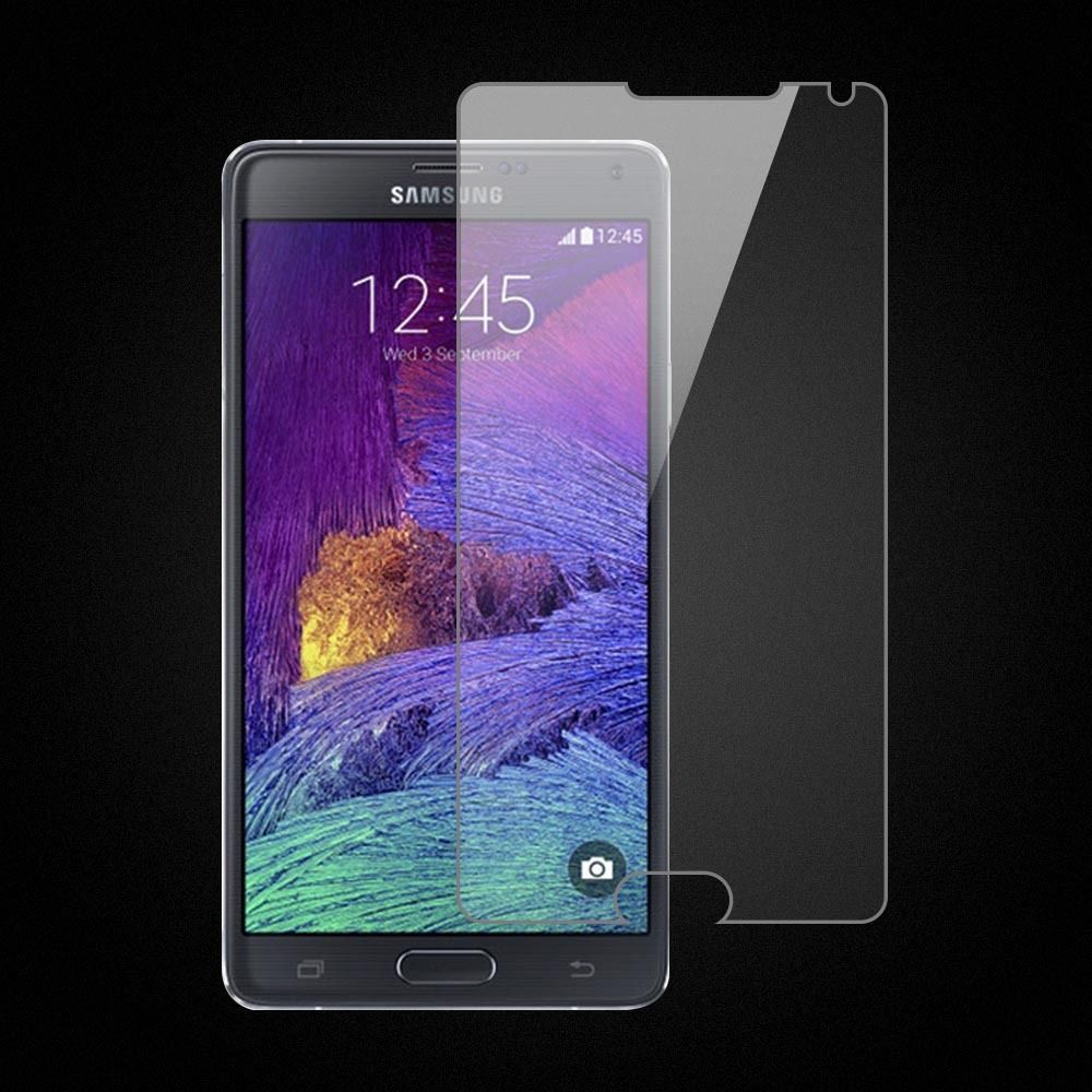 033mm Ultra Thin 9h Tempered Glass Screen Protector For S Quality Samsung Galaxy N910 Note 4 Fashion Genuine Real