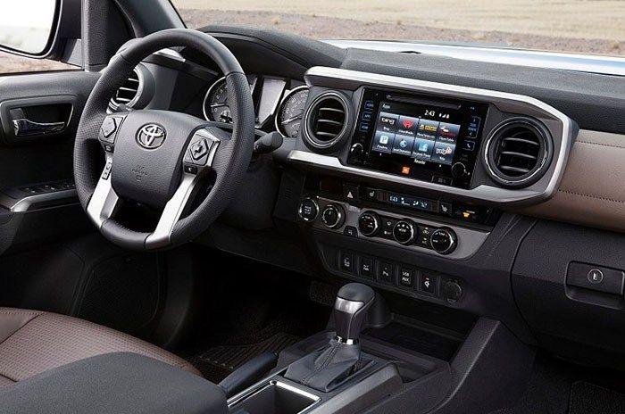 2019 Toyota Tacoma Interior Car New Trend Pinterest Toyota