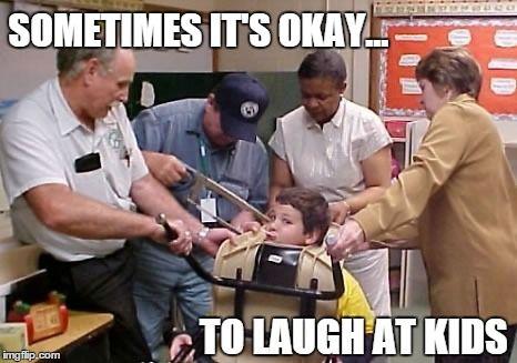 Kids Head Stuck Between Chair Kids Head Laugh Kids