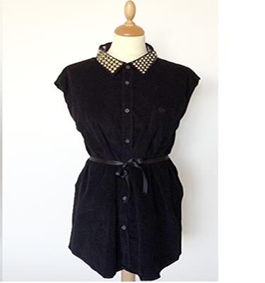 DIY : transformer chemise en robe