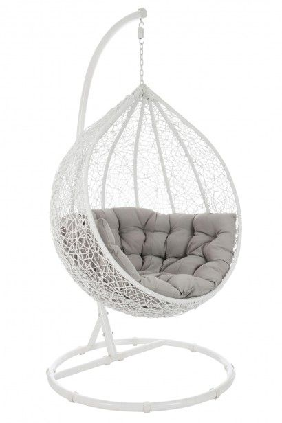 Chaise Suspendue Cute Bedroom Decor Bedroom Decor Comfortable Bedroom Decor