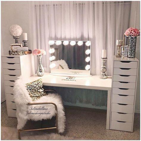 Schminktisch ideen designs schlafzimmer  Pin von Sonia Masters auf home idea's | Pinterest | Haus ideen ...