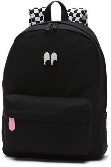 4ff3cf4ff8 Vans x Lazy Oaf Eyeball Backpack