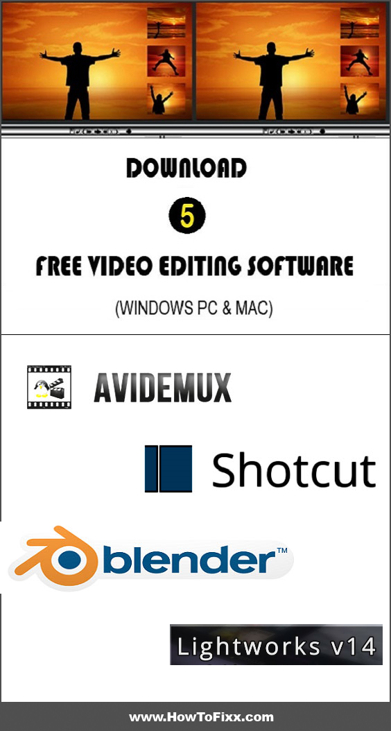 5 Free Video Editing Software to Download for Windows PC