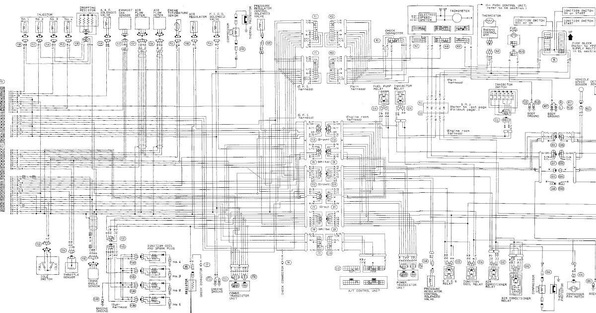 2004 Nissan Titan Radio Wiring Diagram - Wiring Diagram