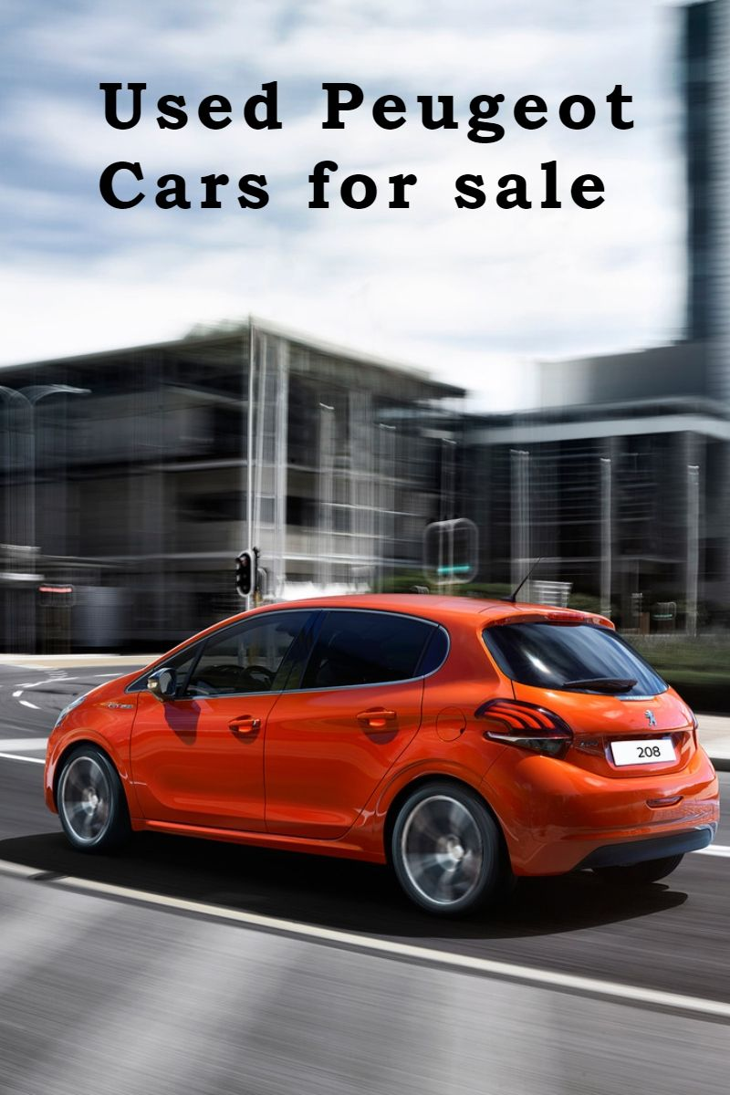 Used Peugeot Cars for Sale Peugeot, Cars for sale, Used audi