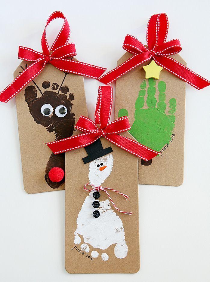 ▷ 1001 + super idées de bricolage de Noël facile pour petits et