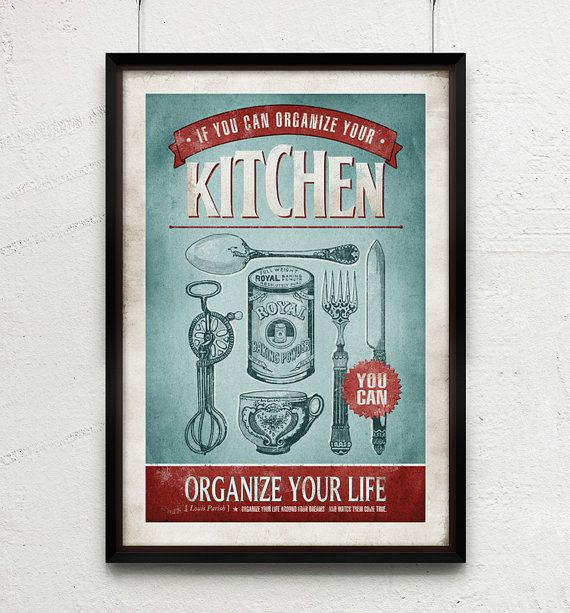Free Shipping Colorful Kitchen Art Whimsical Kitchen Art Etsy Canvas Kitchen Wall Art Kitchen Art Colorful Kitchen Art