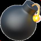 Pin By Nayla Atha Setiawan On Expressions Bomb Emoji Emoji Bombs