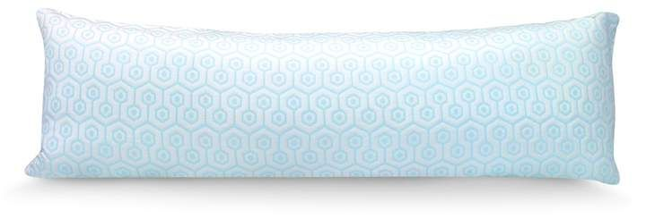 Hydrologie By Sleep Yoga Best Cooling Body Pillow White White