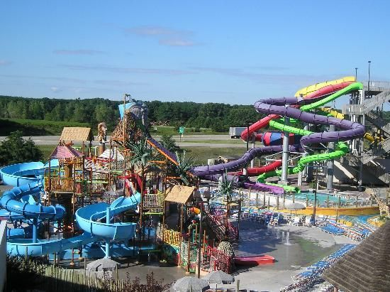 Great For Toddlers Review Of Kalahari Waterparks
