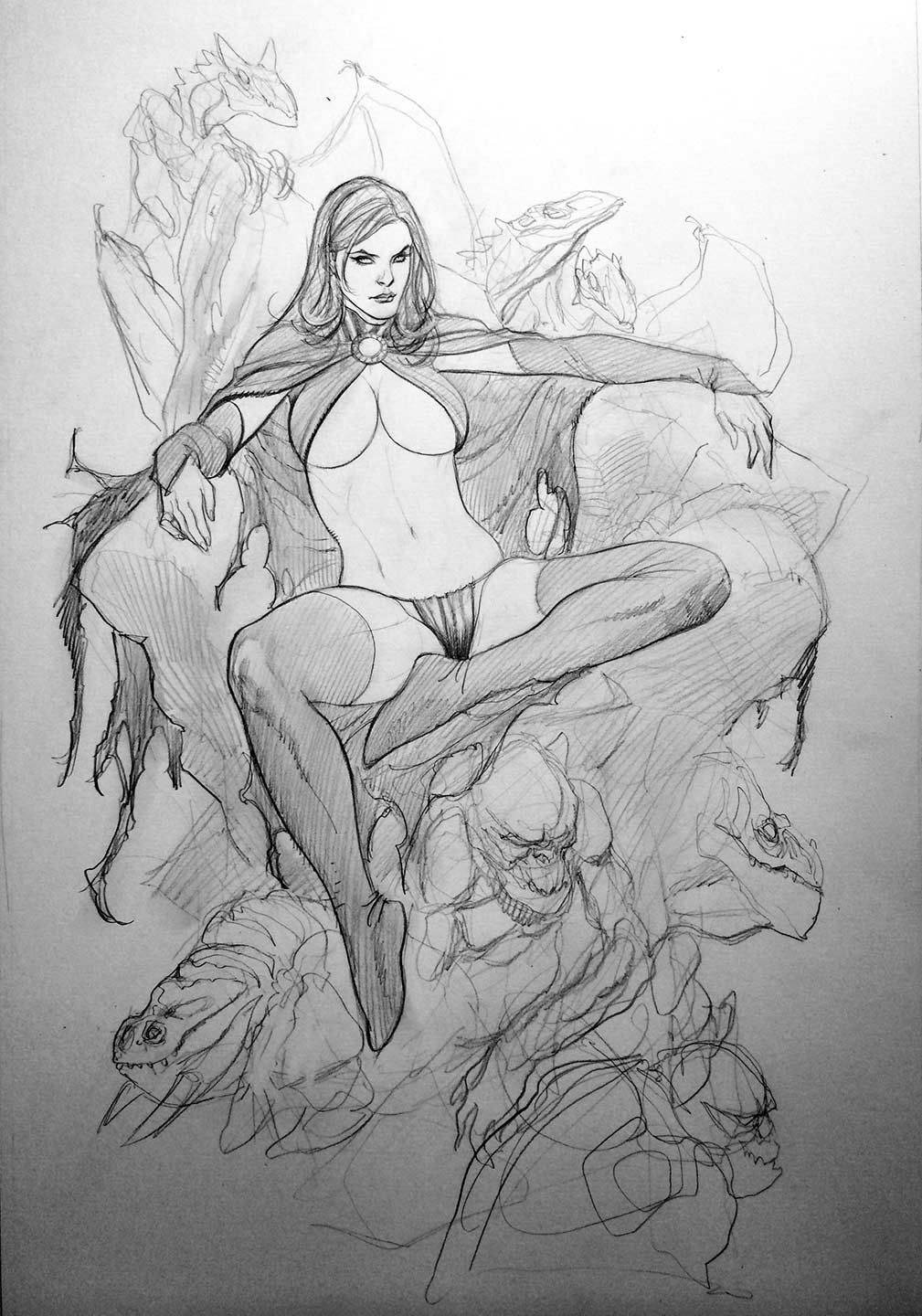 from Dash sci fi foxy women naked