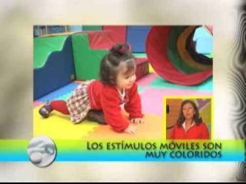 Estimulación para niños de 0 a 6 meses