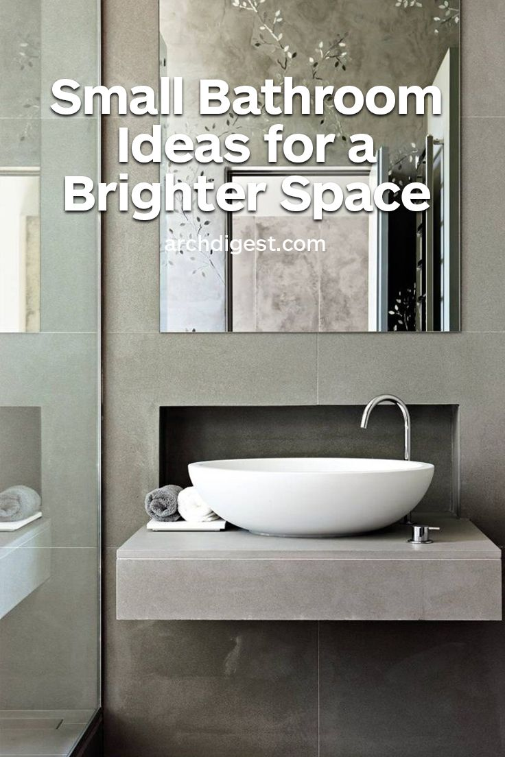 Sasha Chris Badkamer 10 Ways To Spare Your Small Dark Bathroom From A Small Dark Fate
