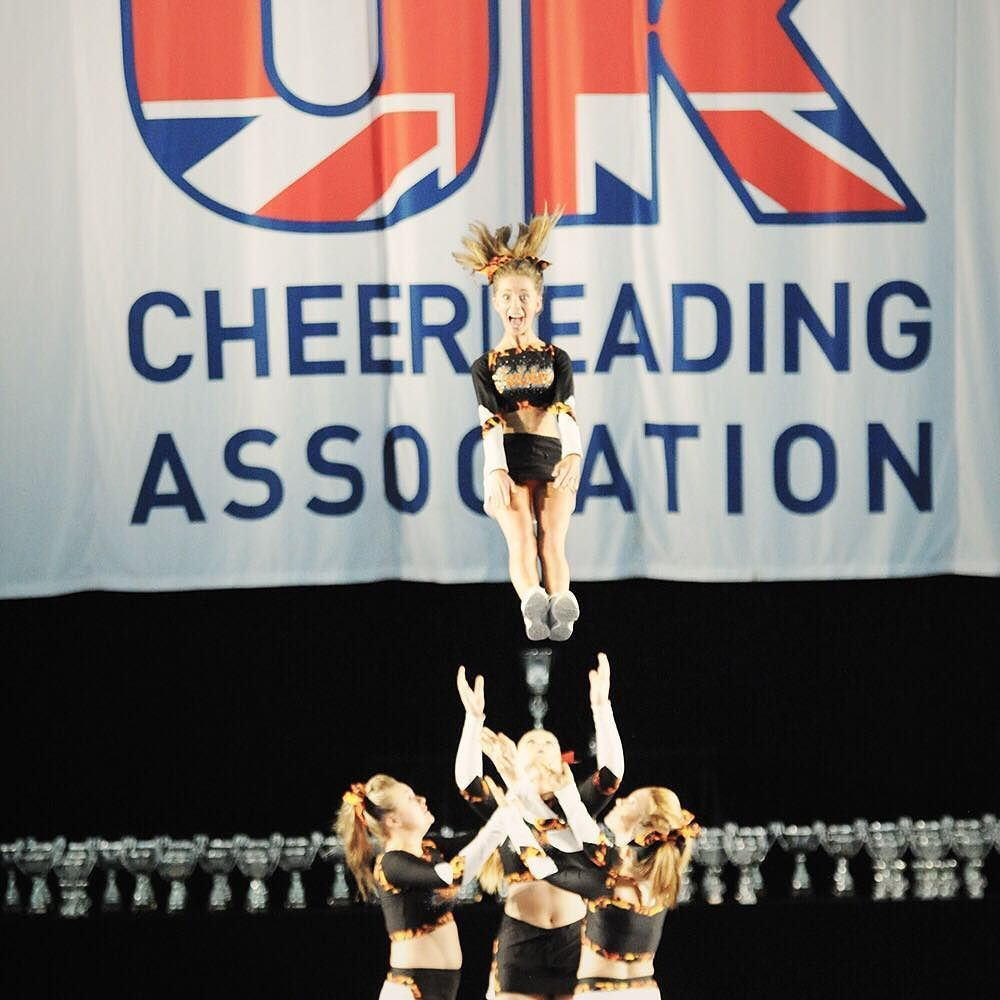 Throwback Thursday! Send us your cheerleading throwbacks by hash tagging #ThrowBack! #Cheer #UKCA