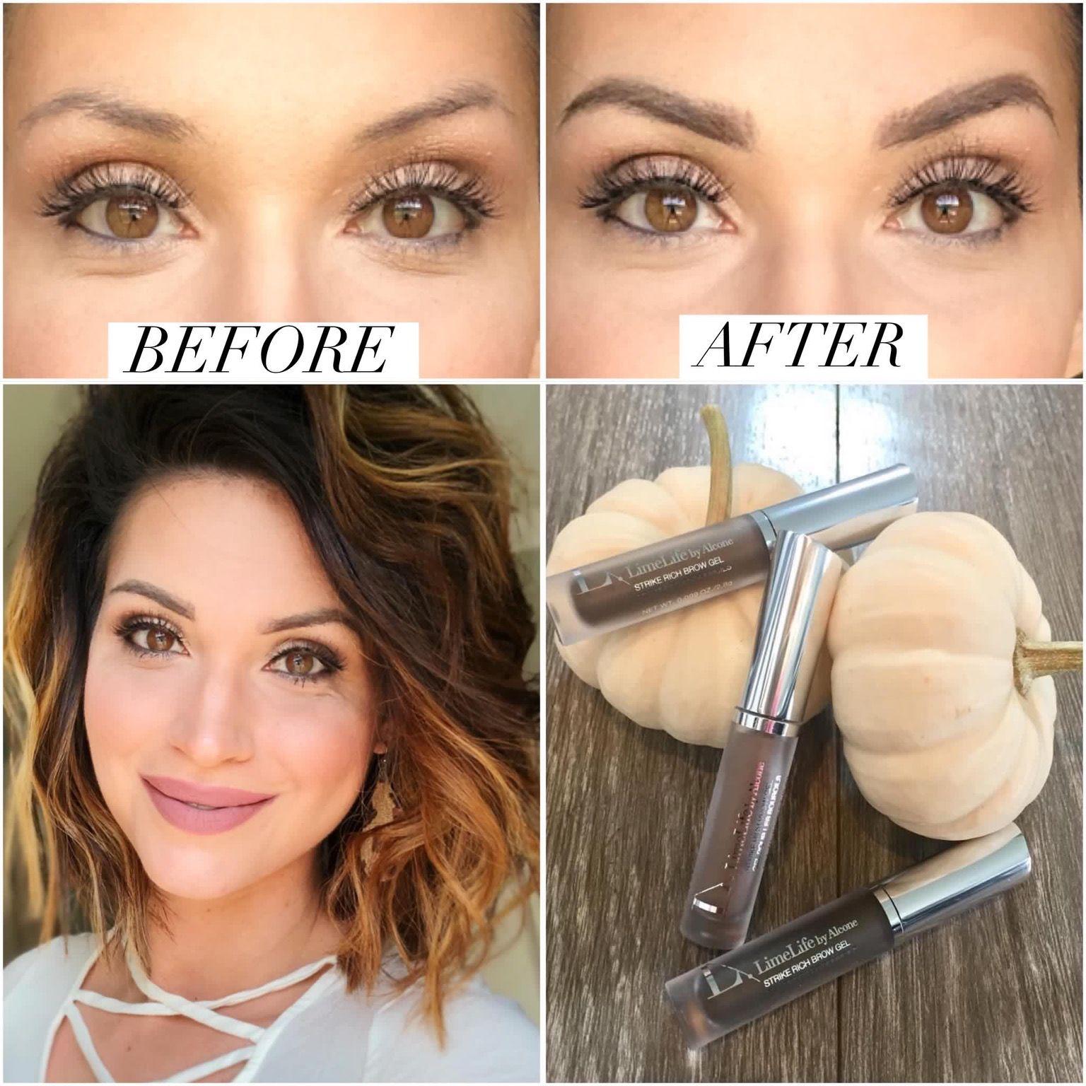 b9b0fe08d13 Pin by Meagan Bianca on Unbelieva-Brow | Brow gel, Brows, Eyebrow makeup