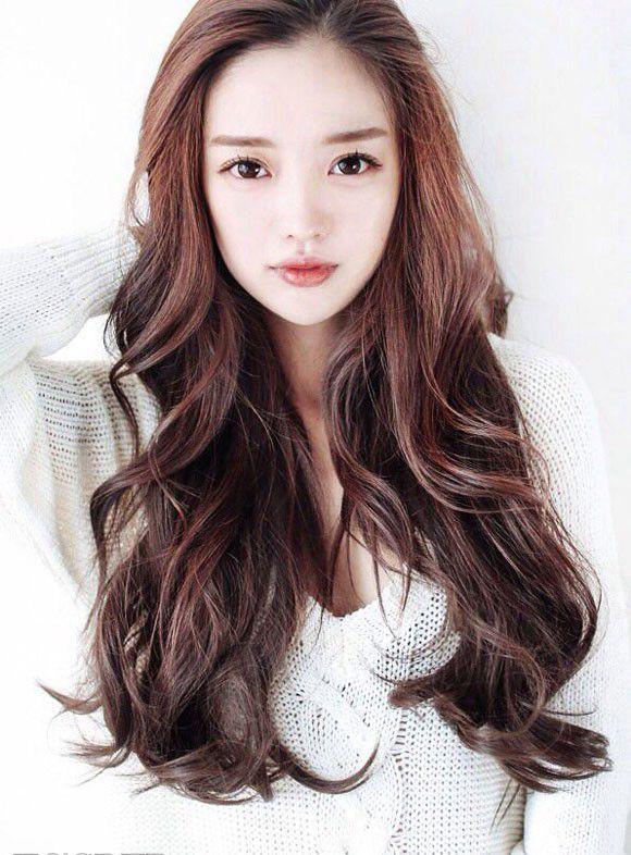 Beautiful Girl Ulzzang Hair Asian Hair Long Hair Styles