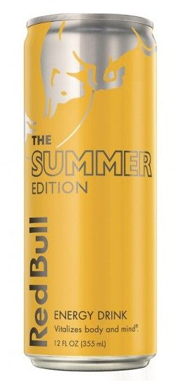 COMING SOON to a 7-Eleven Near you - Red Bull Summer Edition Energy Drink