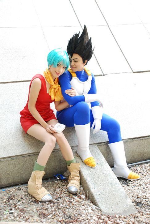 Bulma y Vegeta - Visit now for 3D Dragon Ball Z compression shirts ...