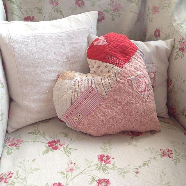 'You've got a big heart' pillow ♡