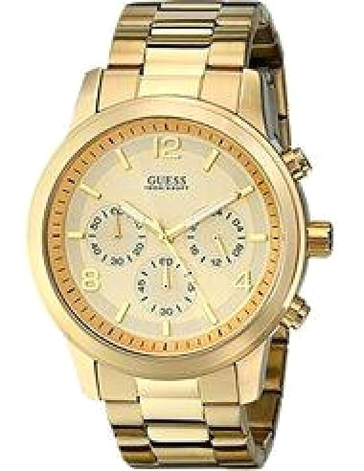 Новые публикации сайта Akruga Мужские часы GUESS Defining Style Gold-Tone Chronograph Watch. 6 250,00 РУБ.  Gold-tone watch with textured dial border featuring luminous hands and trio of subdials with chronograph, stopwatch, and 24-hour time functions,45 mm gold-tone stainless steel case with mineral dial window,Quartz movement with analog display https://akruga.ru/%D0%BC%D1%83%D0%B6%D1%81%D0%BA%D0%B8%D0%B5_%D1%87%D0%B0%D1%81%D1%8B_guess_defining_style_gold_tone_chronograph_watch