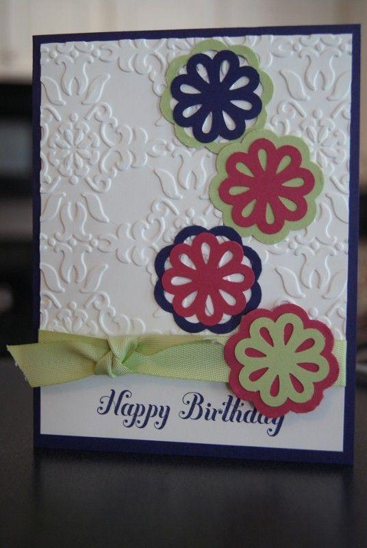 Handmade greeting card cards pinterest for Handmade christmas cards pinterest