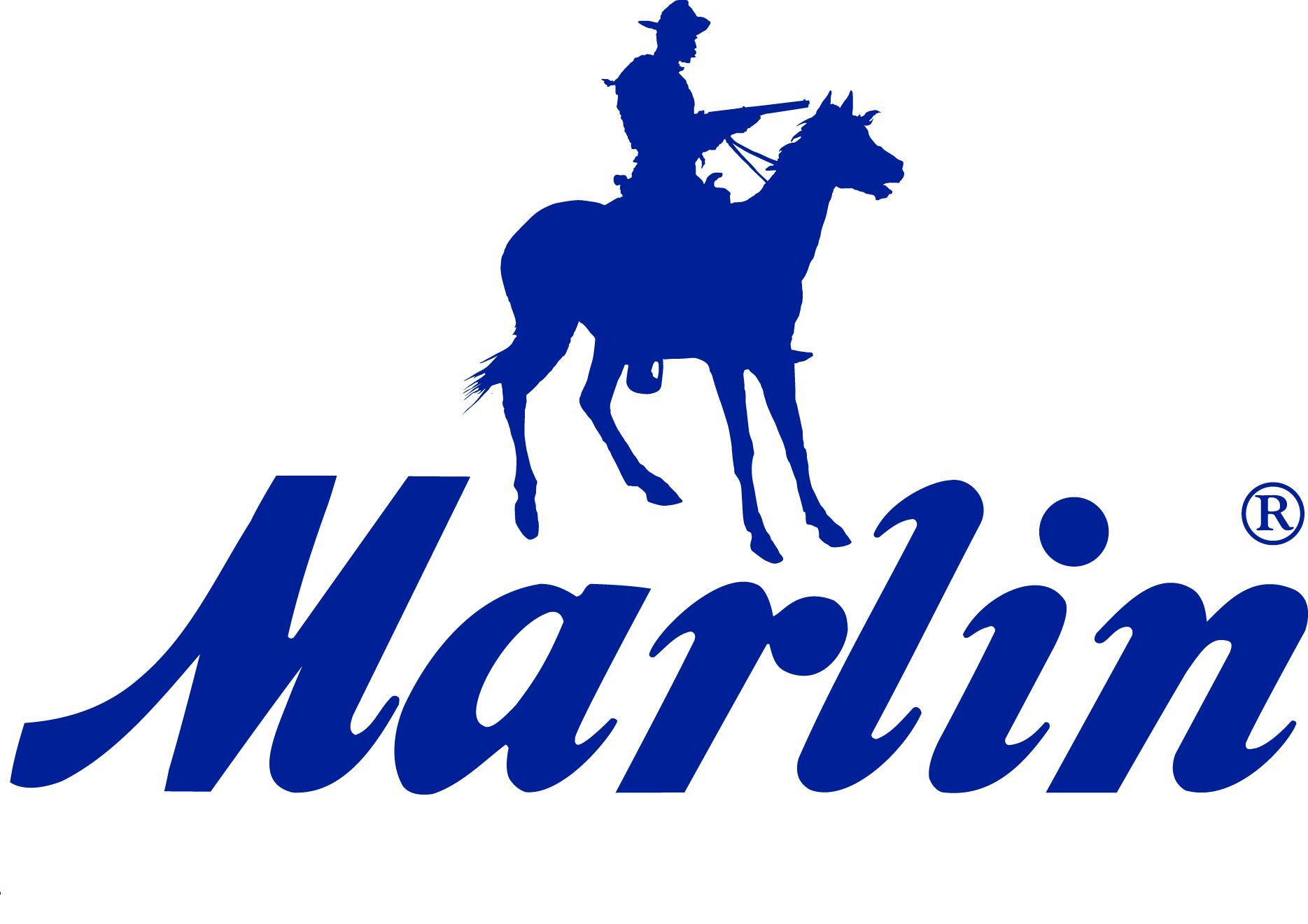 Marlin Vinyl Decal Sticker Rifle Firearms Guns Cowboy Horse