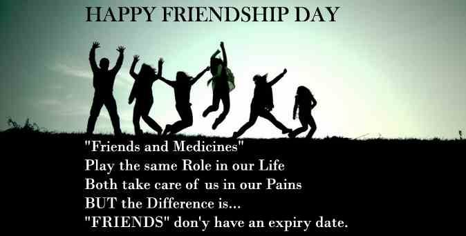 Happy Friendship Day Quotes for Girlfriend, GF | Friendship ...