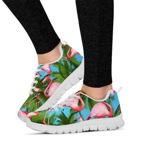 INTERESTPRINT Womens Comfort Mary Jane Flats Casual Walking Shoes Four Season Tree