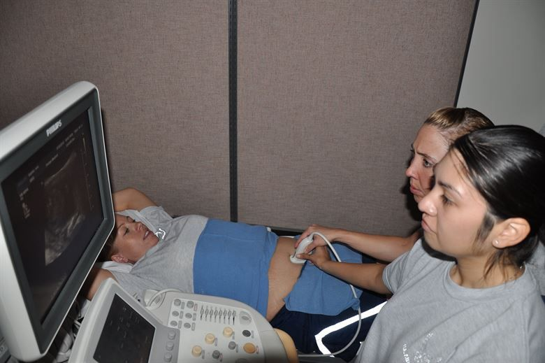 Enroll in diagnostic medical sonography training institute