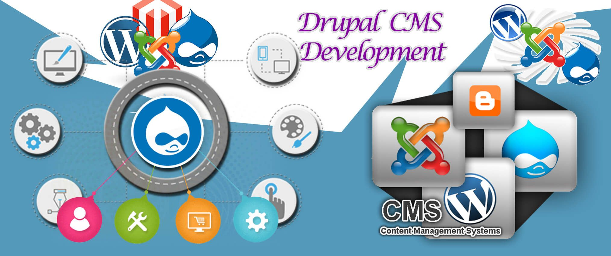 Allianze Technologies Is A Drupal Web Development Company In India Offers Best Cms Website Development Services Drupal Wordpress Website Design Website Design