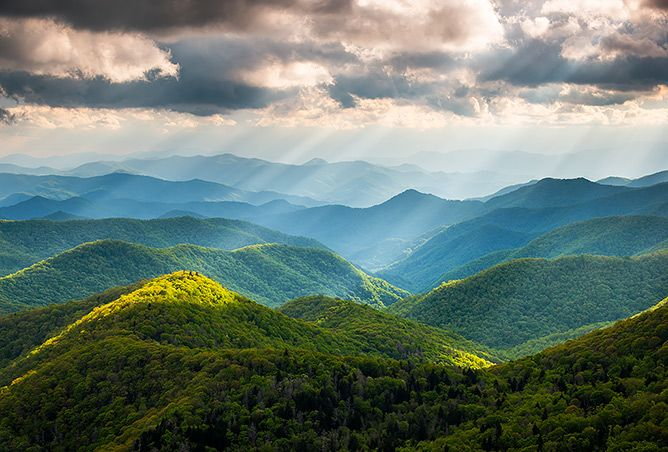 The Mountains Are Calling Blue Ridge Parkway Landscape Photography B Mountain Landscape Photography Great Smoky Mountains National Park Mountain Photography