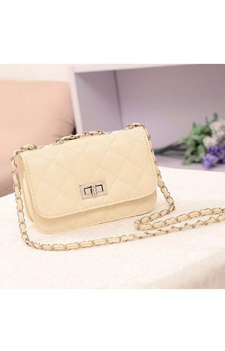 8c2211b07235 Fashion Women Leather Cute Mini Cross Body Chain Shoulder Bag Handbag  Purse BAGS ACCESSORIES The Latest Trends   Fashion