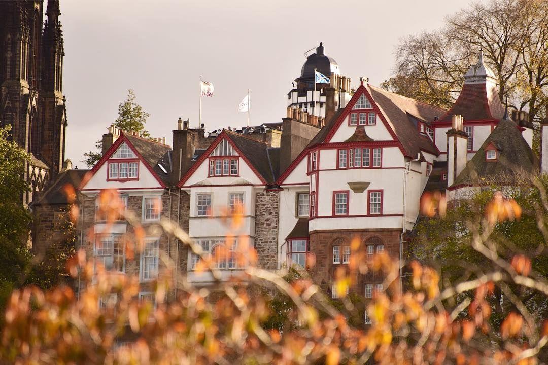 Ramsay Gardens, Edinburgh