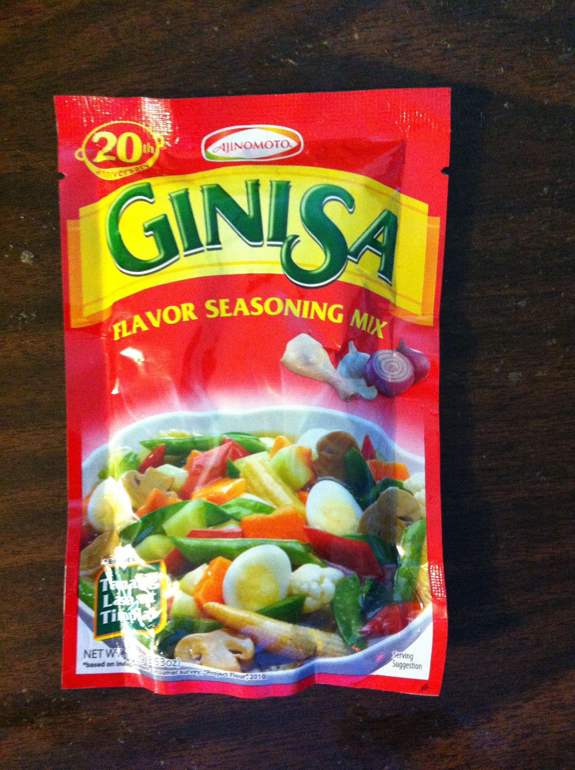 This's Ginisa Flavor Seasoning Mix Flavor seasoning