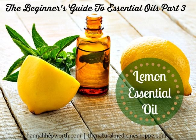The Beginner's Guide To Lemon Essential Oil // deliciousobsessions.com #essentialoils