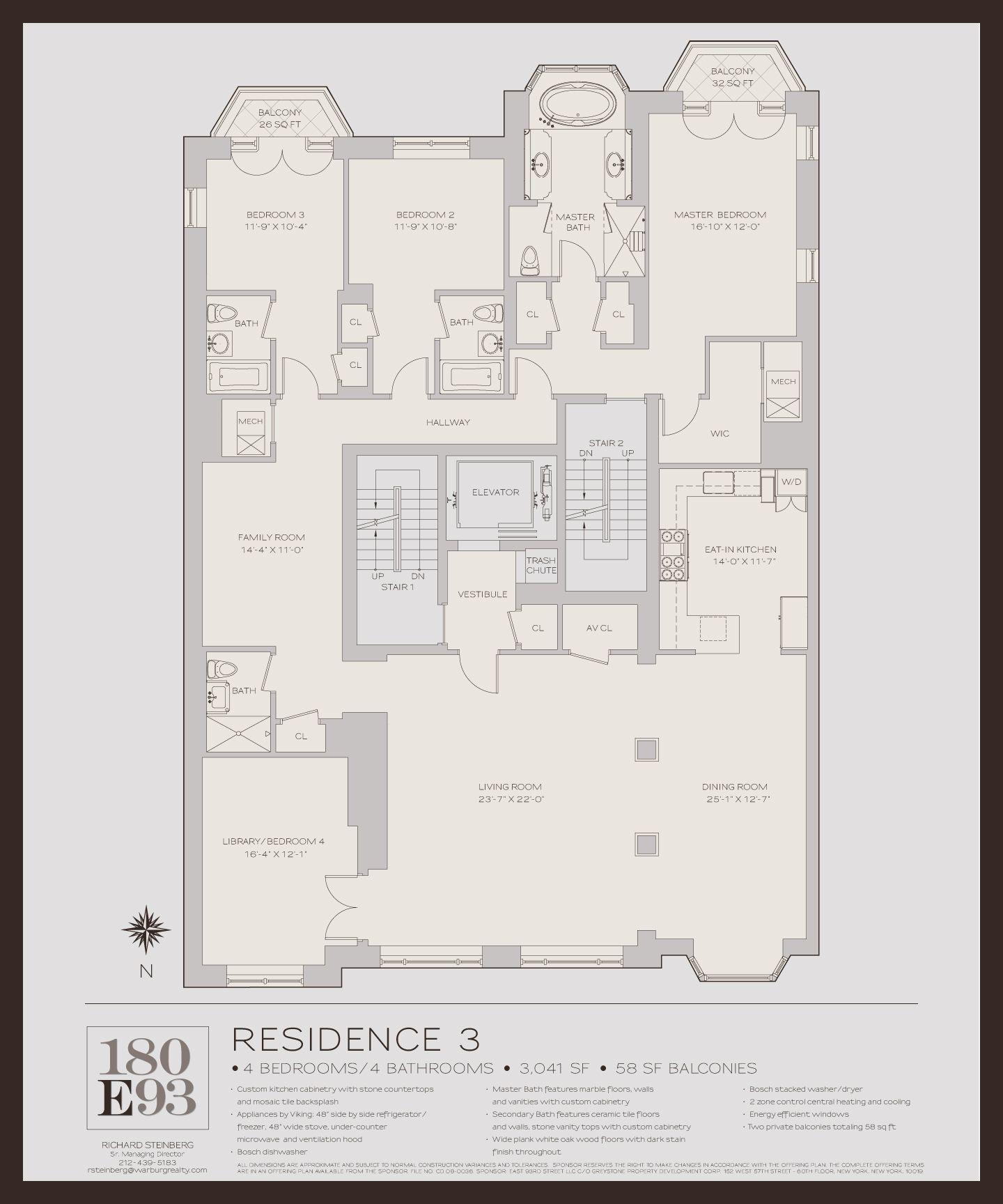180E93 : Residence 3 In 2019