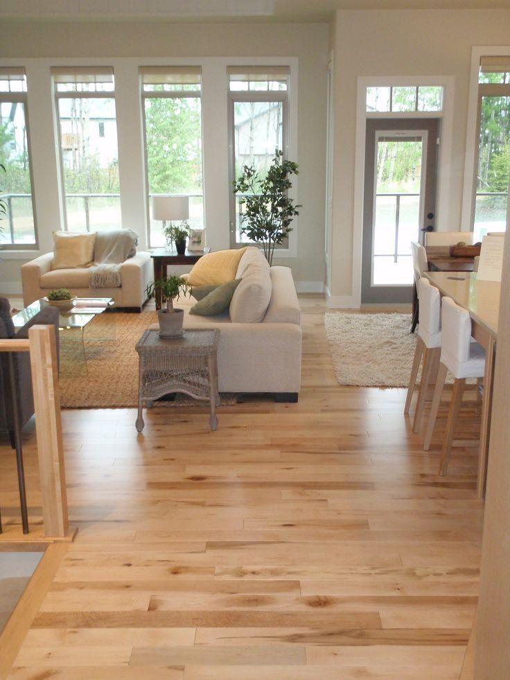 Light Laminate Floors And Furniture Part 5 Hardwood Floors With Light Colors Living Room Wood Floor Floor Design Home