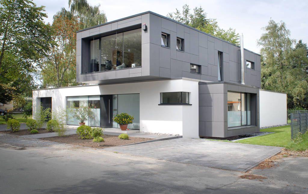 Architekten Spiekermann architekten spiekermann modern tarz evler fotoğrafları landscape