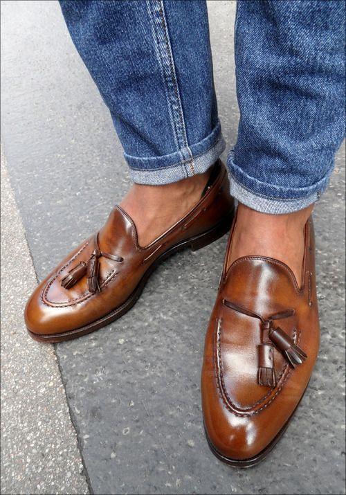 MU CHAOHAI Mode pour des Hommes La/çage Chaussures en Cuir Faible Aide T/ête Ronde D/écontract/ée des Chaussures