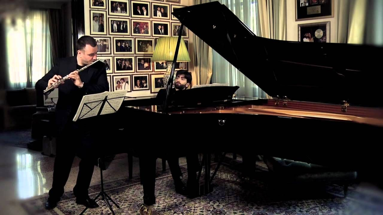 C. P. E. Bach Hamburger Sonata Wq.133