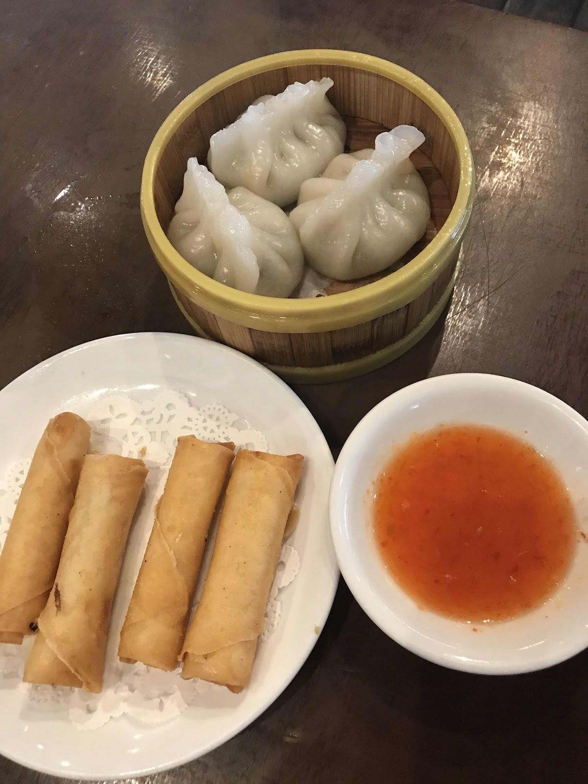 Chicago Foodie Sisters Dolo Restaurant Is A Delicious Spot For Dim Sum In Delicious Food Dim Sum