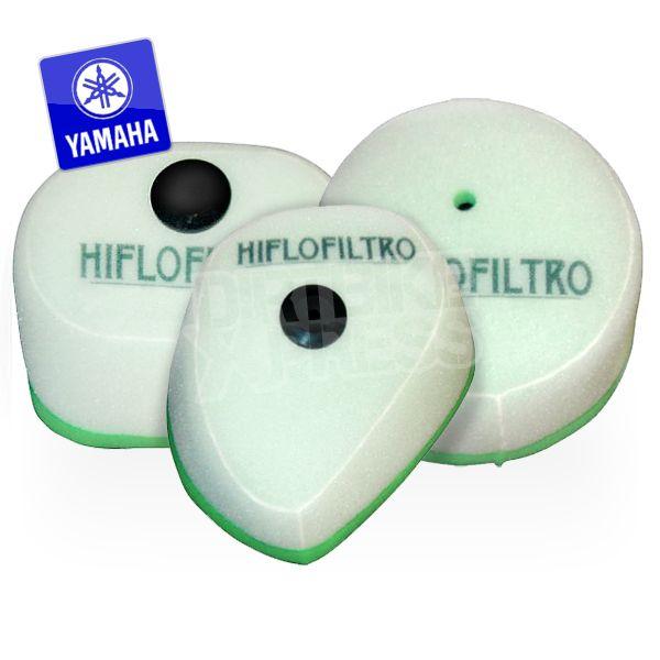 HiFlo Filtro Motocross Air Filter Yamaha YZ YZF WRF