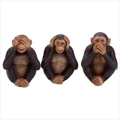 See No Evil Hear No Evil Speak No Evil Majmuni Three Wise Monkeys See Monkeys See No Evil