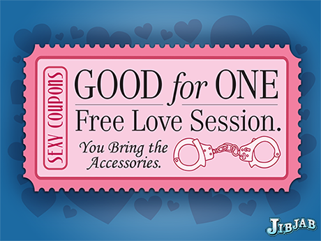 Handcuffs eCard - Personalized Valentine\'s Day eCards - JibJab ...